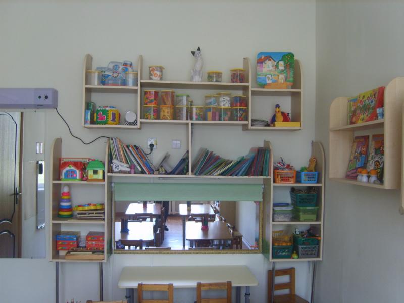 Кабинет учителя-логопеда